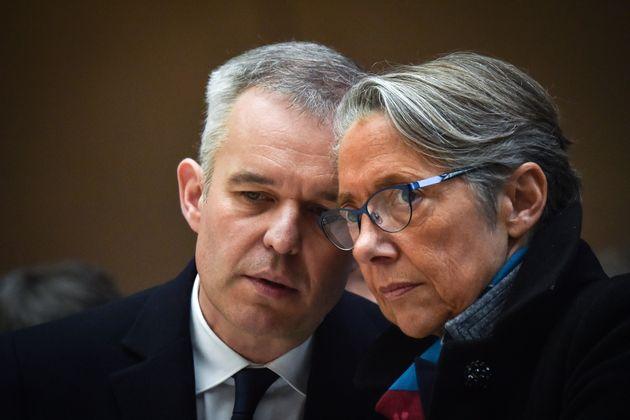 L'élu écologiste François de Rugy a été remplacé par Élisabeth...