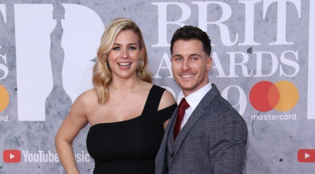 Gemma Atkinson And Gorka Marquez Share First Photos Of Baby Mia | HuffPost Life