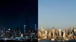New York s'illumina dopo il black out. Il video in time-lapse mostra la bellezza della Grande