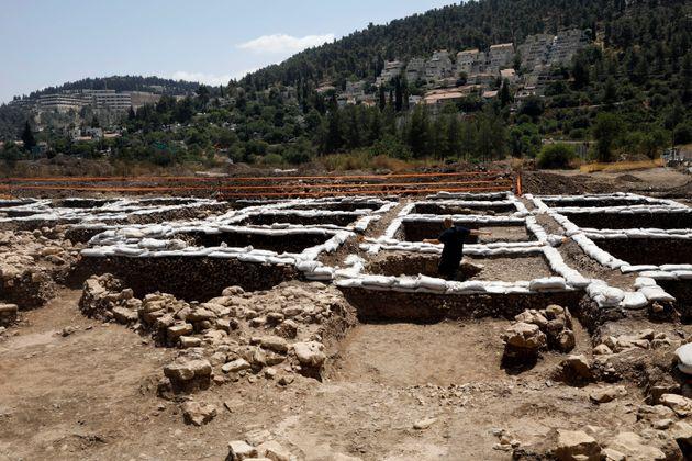 Προϊστορική πόλη κοντά στην Ιερουσαλήμ αποκαλύπτει μυστικά των πρώτων