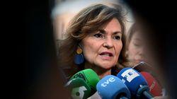 Calvo no descarta que Sánchez sea investido con los votos de independentistas, PNV, Compromís y