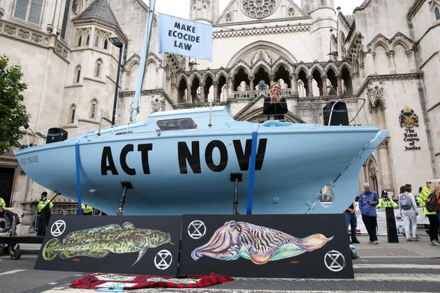 John Humphrys Accuses Extinction Rebellion Of Wanting A Permanent State Of Recession In The UK