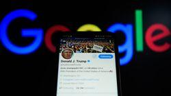 Trump veut enquêter sur les liens présumés de Google avec