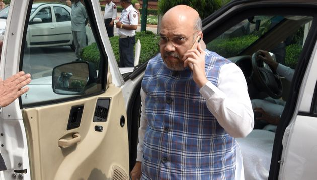 Govt To Identify Illegal Immigrants From Every Inch Of Country's Soil, Deport Them: Amit