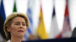 El gesto de la nueva presidenta de la CE con España que te pasó