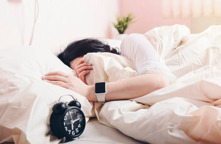 "The basic methodology behind sleep trackers is that when you're awake, you move more, and when you're asleep, you're still. But that's not always the case, according to&nbsp;<a href=""https://drshane.com/"" target=""_blank"" rel=""noopener noreferrer"">Richard Shane</a>, a behavioral sleep therapist."