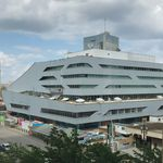 Edmonton's New Library Looks Like A Cruise Ship (And Other
