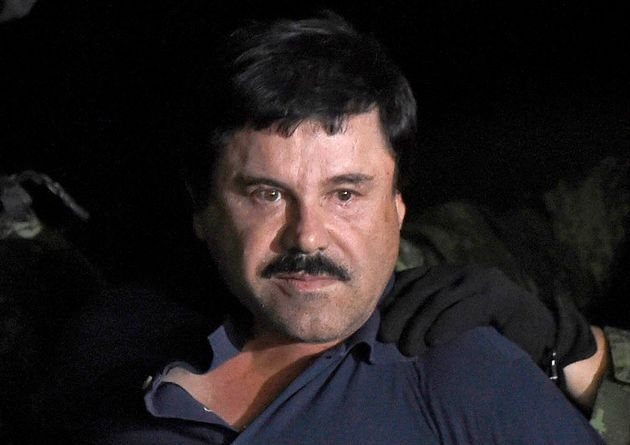 Mexican drug lord Joaquin