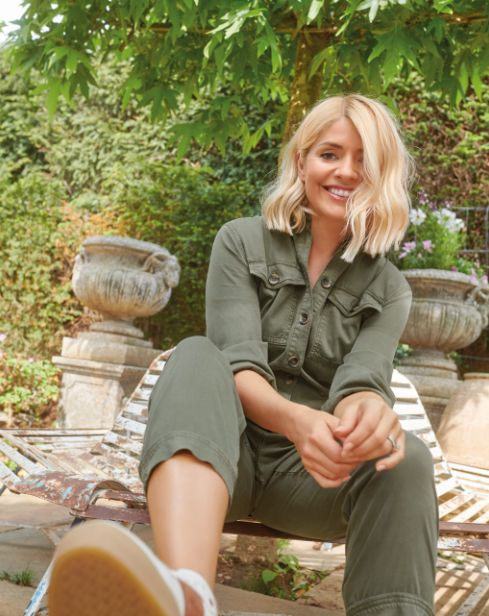 discount for sale top-rated authentic latest style Holly Willoughby's New M&S Edit Now Available With 'Jumpsuit ...