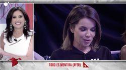 Carme Chaparro pide perdón a Marta Flich en 'Todo es mentira':