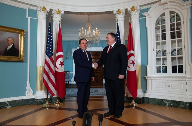 Troisième dialogue stratégique tuniso-américain: Jhinaoui salue les progrès de la coopération entre les...