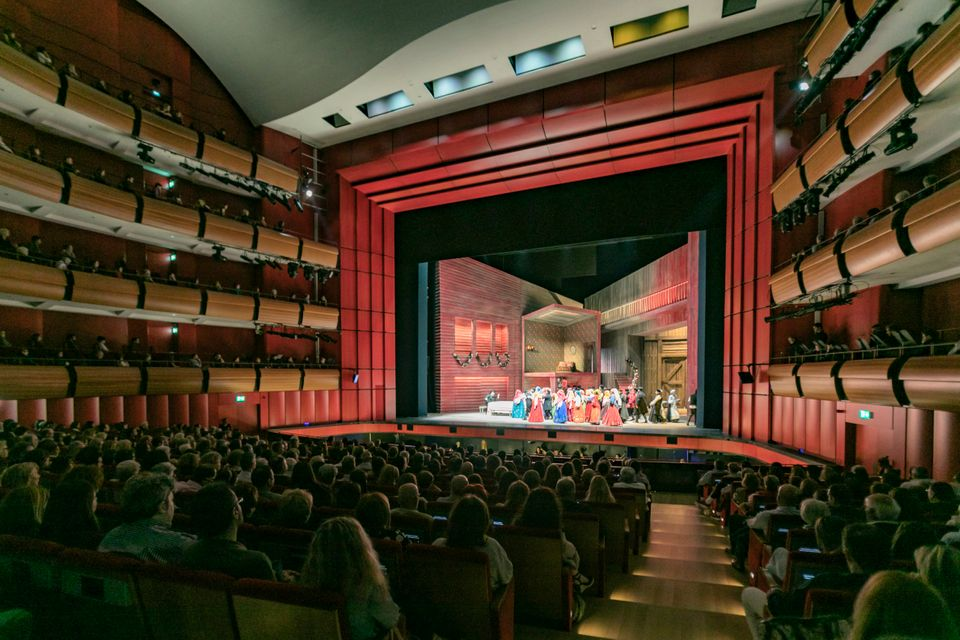 Η Εθνική Λυρική Σκηνή γιορτάζει τα 80 της χρόνια με ένα πλούσιο
