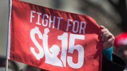 House Democrats Plan Vote On $15 Minimum