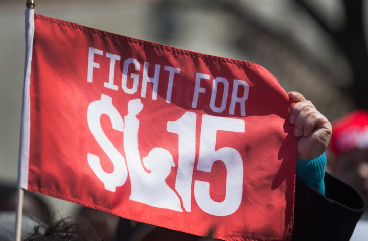 Theunion-backed Fight for $15 campaign began in the fast-food industry in 2012.