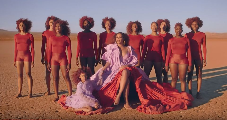 1a5e1d1b488 How To Get The Looks From Beyoncé's 'Spirit' Video For Less ...