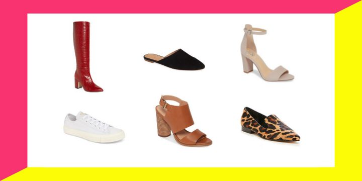 08aa0f890b3 What To Buy From Nordstrom's Anniversary Sale: The Shoe Edit ...