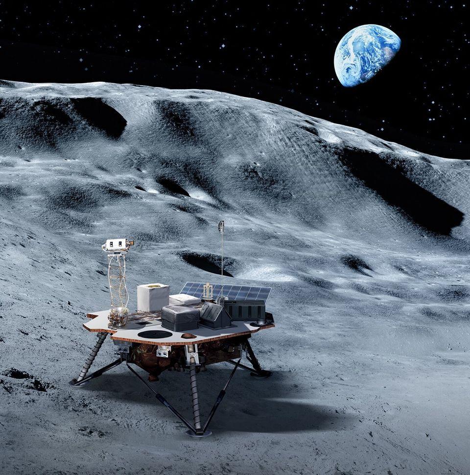 La nueva carrera a la Luna, 50 años