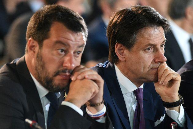 Tra Conte e Salvini nessun contatto da giorni