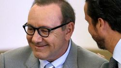 Kevin Spacey Groping Case Dropped By Massachusetts