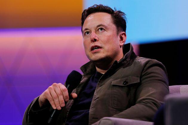 Photo d'archives d'Elon