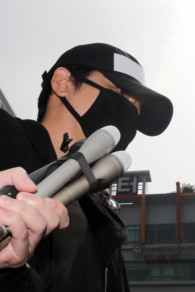 경찰이 강지환의 마약 투약을 의심해 검사를 의뢰한