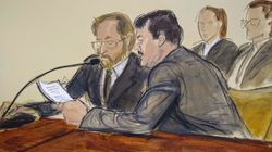 Mexican Drug Lord 'El Chapo' Sentenced To Life In