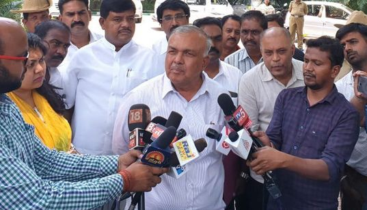 Trust Vote: Rebel Congress MLA Ramalinga Reddy Now Says He'll Vote For The