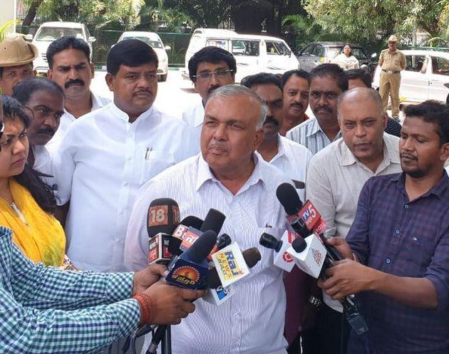 Karnataka Trust Vote: Rebel Congress MLA Ramalinga Reddy Now Says He'll Vote For The