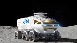 トヨタが月面探査用の自動車をJAXAで共同開発へ