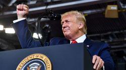 미국 하원에서 '트럼프 탄핵안'이 거부됐다. 민주당의 분열이