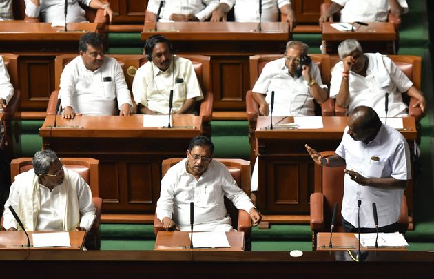 Karnataka Assembly Adjourned Without Floor Test, BJP Plans