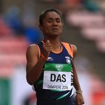 Hima Das Clinches Fourth Gold In 15 Days, Muhammad Anas Wins Men's