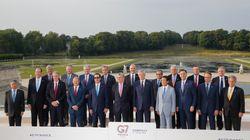 Al G7 ci sono solo uomini. Tema del summit è la parità di