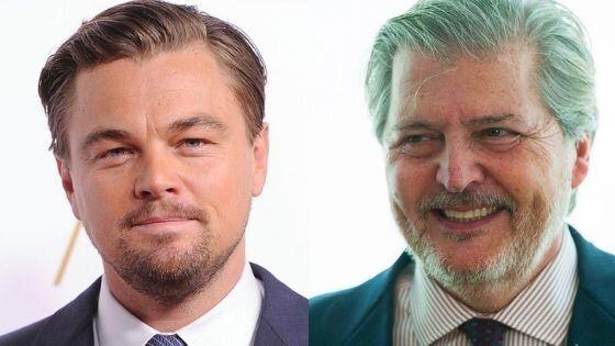 Comparan a Méndez de Vigo con Leonardo DiCaprio y su respuesta es