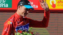 Chris Froome remporte le Tour d'Espagne...