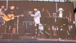 Μπομπ Ντίλαν και Νιλ Γιανγκ τραγούδησαν μαζί μετά από 25