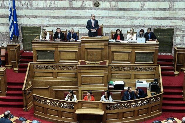 Νέος πρόεδρος της Βουλής ο Κωνσταντίνος Τασούλας με