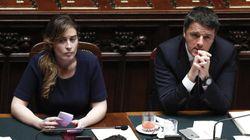 Boschi e Renzi voglio sfiduciare