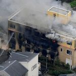 Kyoto Animation Studio Fire Leaves 23 Feared Dead In