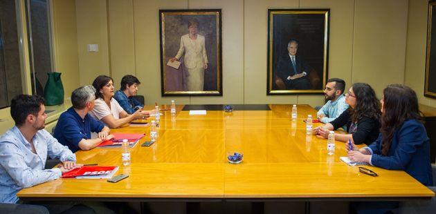 PSOE y Podemos rompen las negociaciones en La