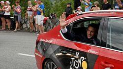 Macron attendu sur le Tour de France vendredi et
