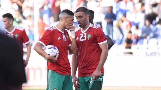 Faycal Fajr s'exprime après la sortie prématurée de l'équipe nationale de la