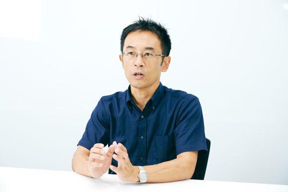 日本コカ・コーラ技術本部の柴田充さん