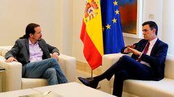 Sánchez dice a su Ejecutiva que Iglesias le pidió la Vicepresidencia