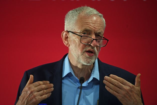 Jeremy Corbyn Accused Of 'Stupidity' For Sacking Labour Peer In Anti-Semitism