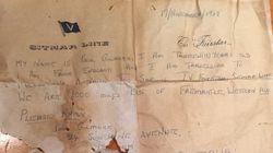 Μήνυμα σε μπουκάλι ξεβράστηκε στην Αυστραλία 50 χρόνια μετά - Τι έγραφε το
