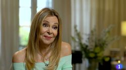Ana Obregón confiesa en TVE que padeció un tumor a los 13