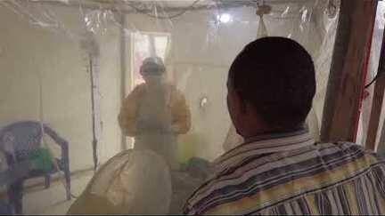 OMS: l'épidémie d'Ebola est une