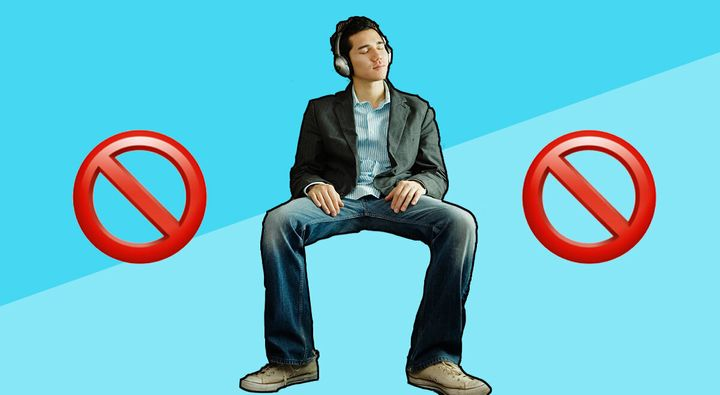 Student Creates Chairs To Combat Manspreading – And Becomes An Instant Hero | HuffPost Life
