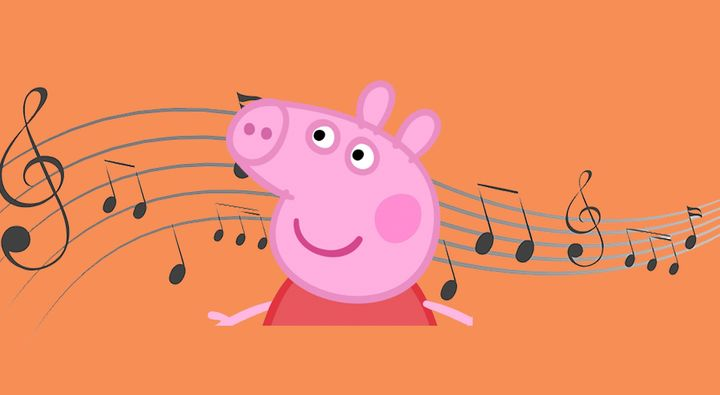 Peppa Pig S Debut Album Is Released Today So Parents Prepare